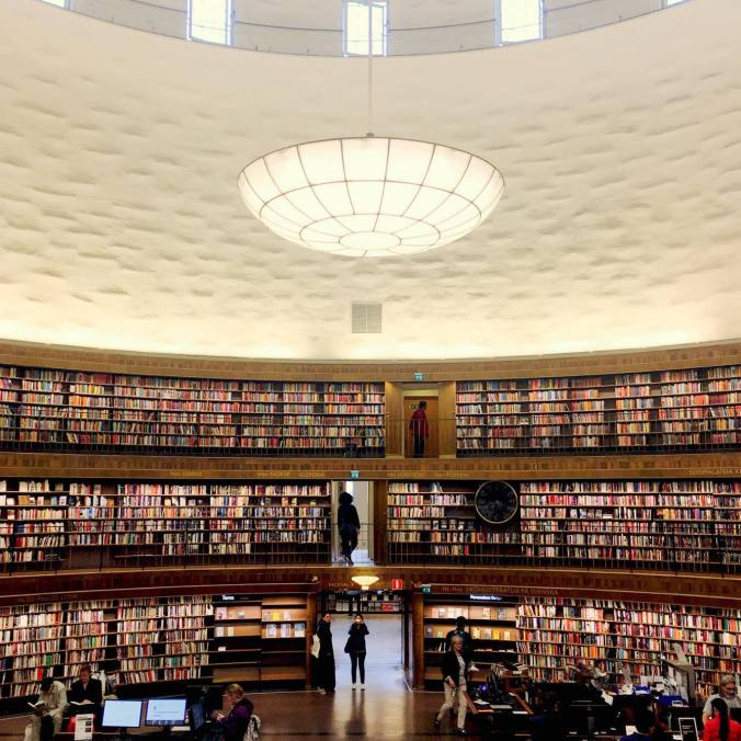 sweden-library